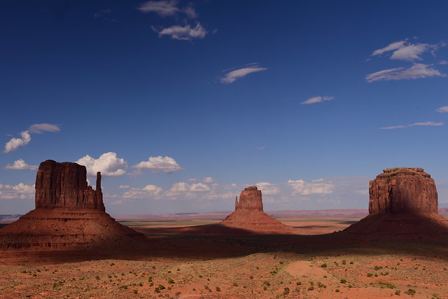 Monument Valley, Arizona, US Agust 2017 842