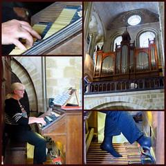 L'organiste de Conques..
