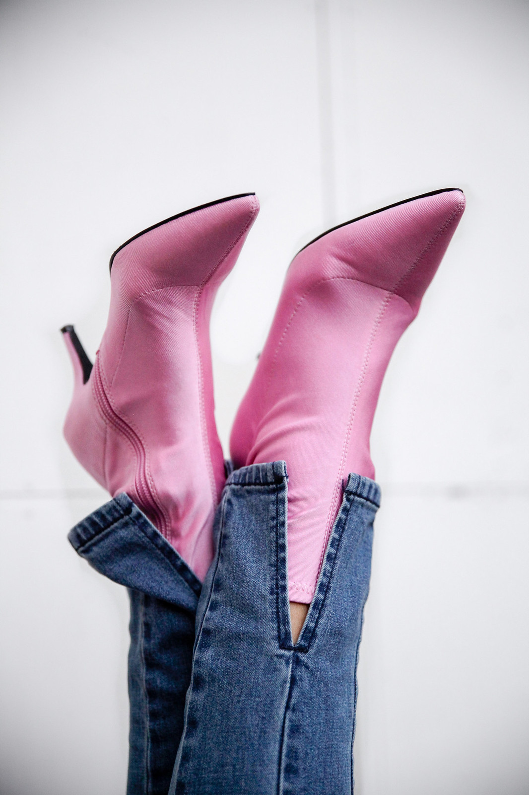 nelly boots matilda pink boots
