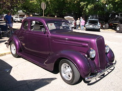1936 Plymouth coupe