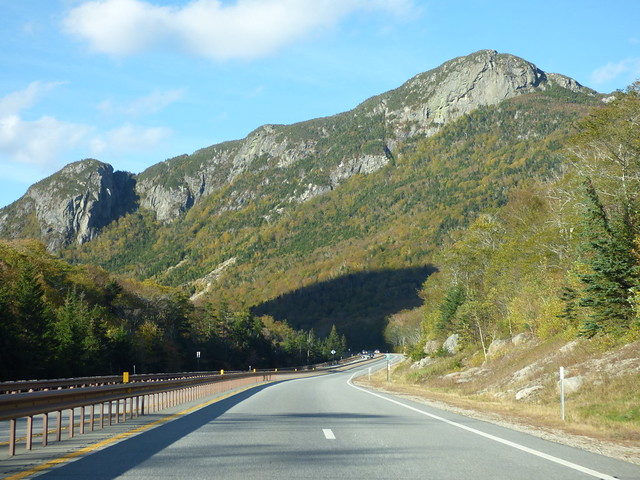 Kancamagus Highway - drive to Franconia Notch (5)