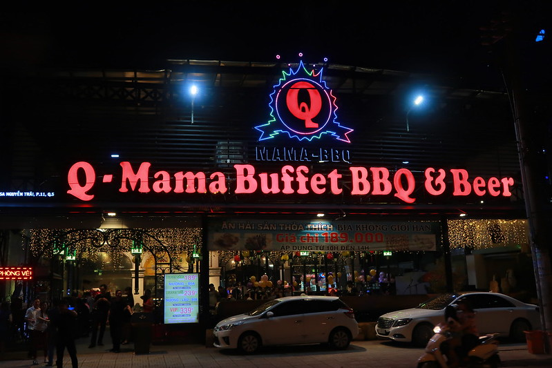Q-Mama Buffet BBQ & Beer