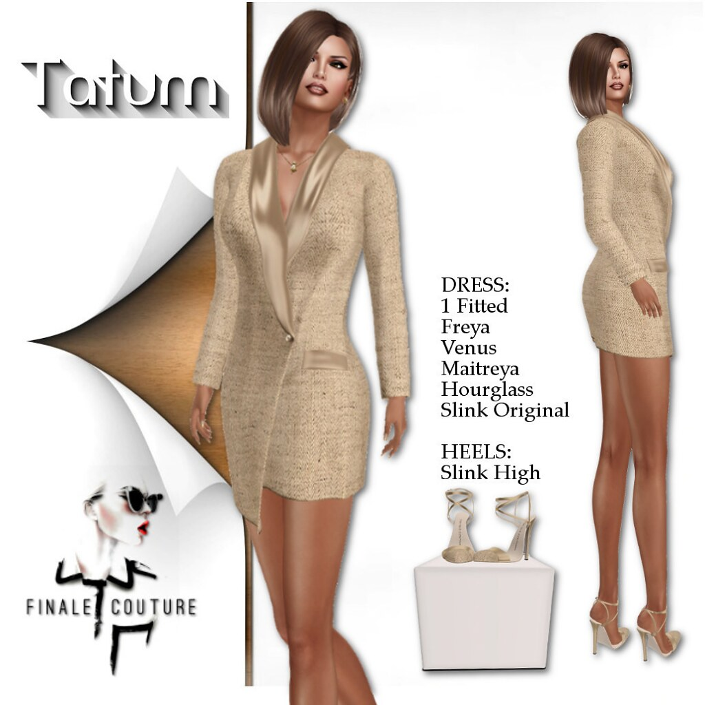 Finale Couture Tatum Poster