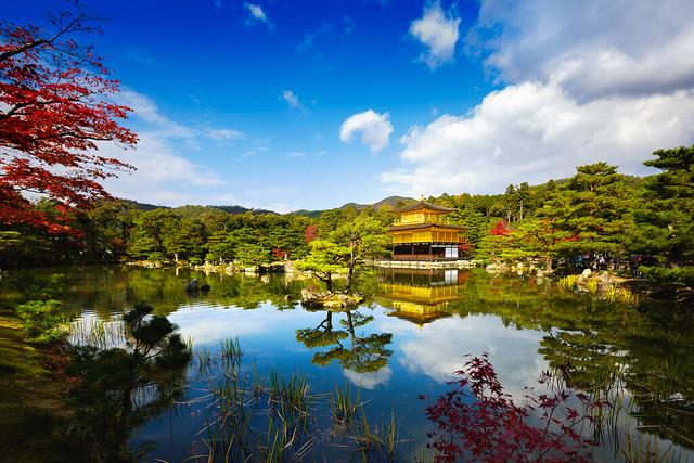 Kinkakuji Temple