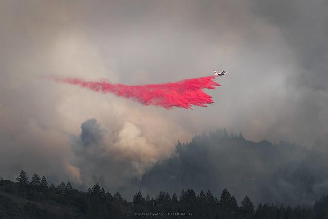 Sonoma County Firestorm