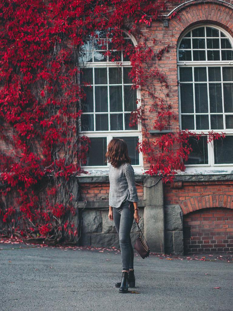 autumn red wall mango shirt-18