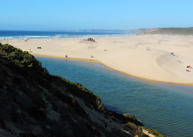 Coastal Hikes: Praia da Bordeira, Portugal