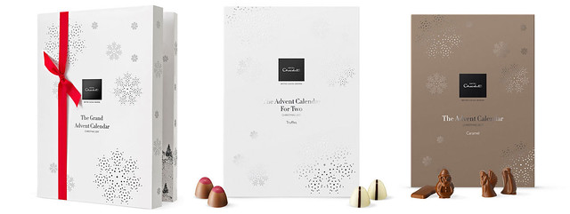 Hotel Chocolat Advent Calendars 2017