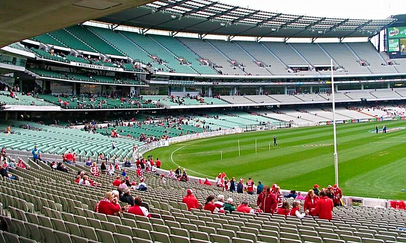 Melbourne Australian Football Fanatics