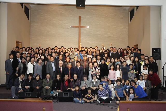 설립 22주년 기념예배