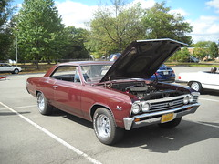14A 1967 Chevy Chevelle SS