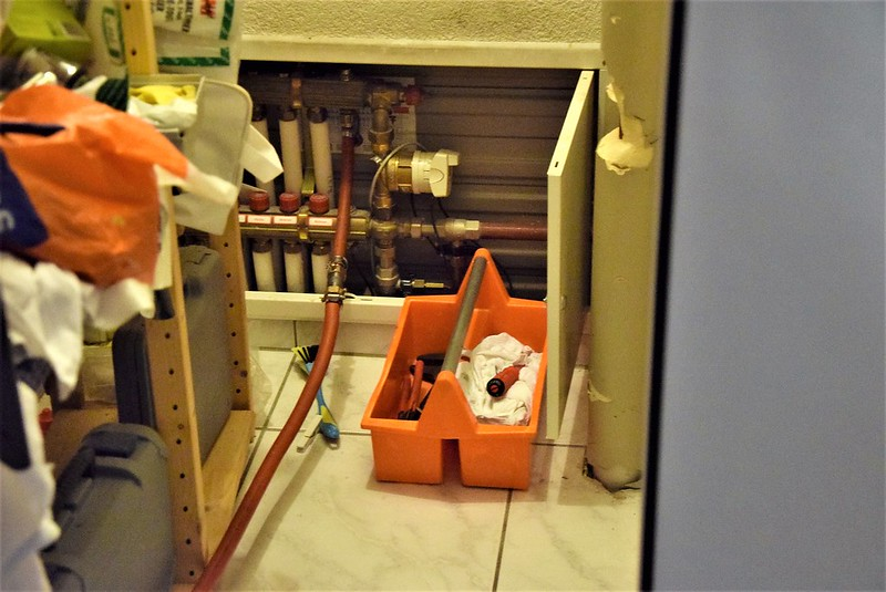 Flushing of the heating 03.10 (3)
