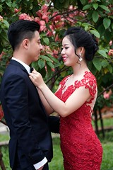 Getting married, Ho Chi Minh City, Saigon, Vietnam