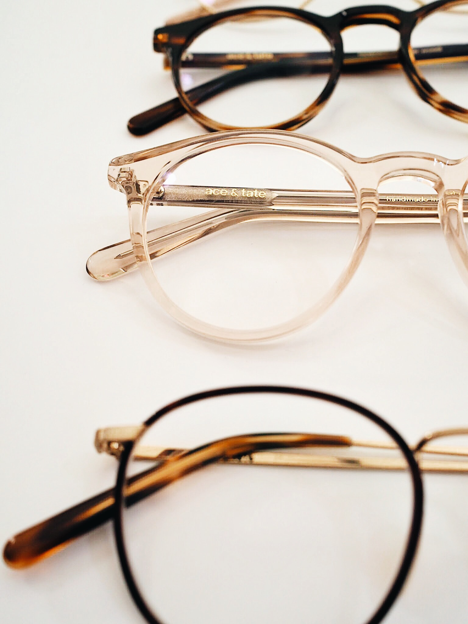 2882f38025 Ace   Tate Online Prescription Glasses Review