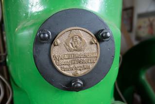 Buckau label