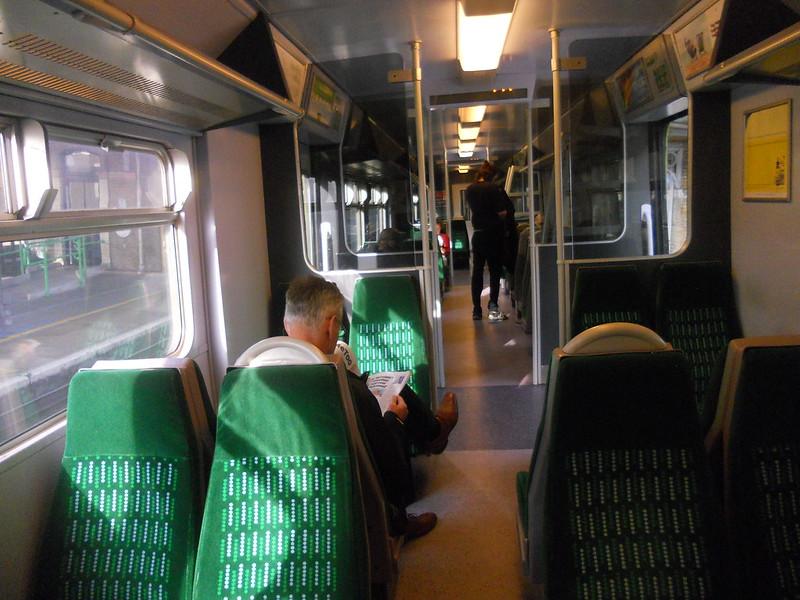 Coach D of London Midland 319441
