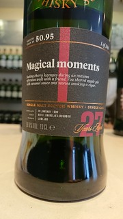 SMWS 50.95 - Magical moments
