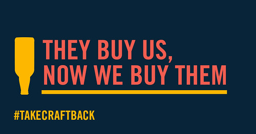 They buy us, now we buy them. (#TakeCraftBack)