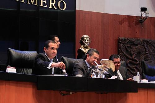 Sesión Ordinaria Senado de la República 12/oct/17