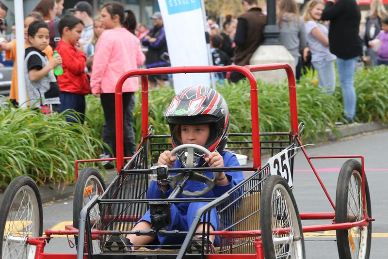 GO Waihi Annual Trolley Derby 2017