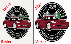 Vector Tracing or Image/Logo redraw