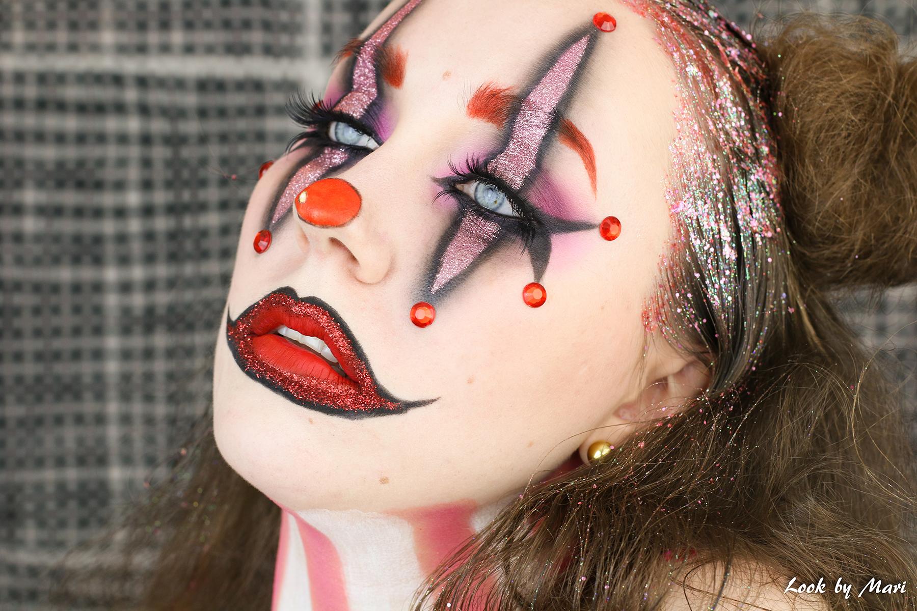 2 pelle meikki tutoriaali helppo aloittelijalle video blogi nätti kaunis pinkki kimaltava