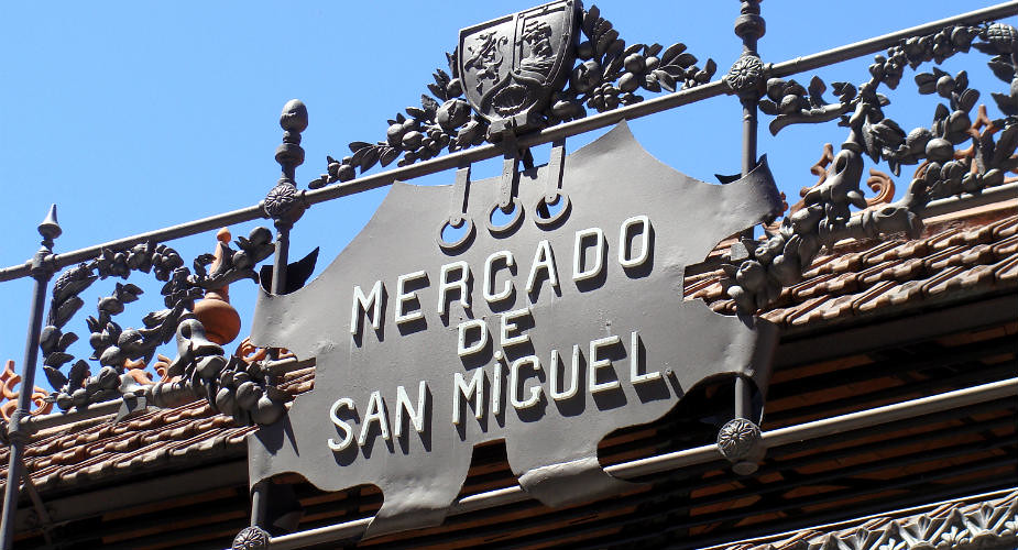 Must do in Madrid: Mercado de San Miguel | Mooistestedentrips.nl