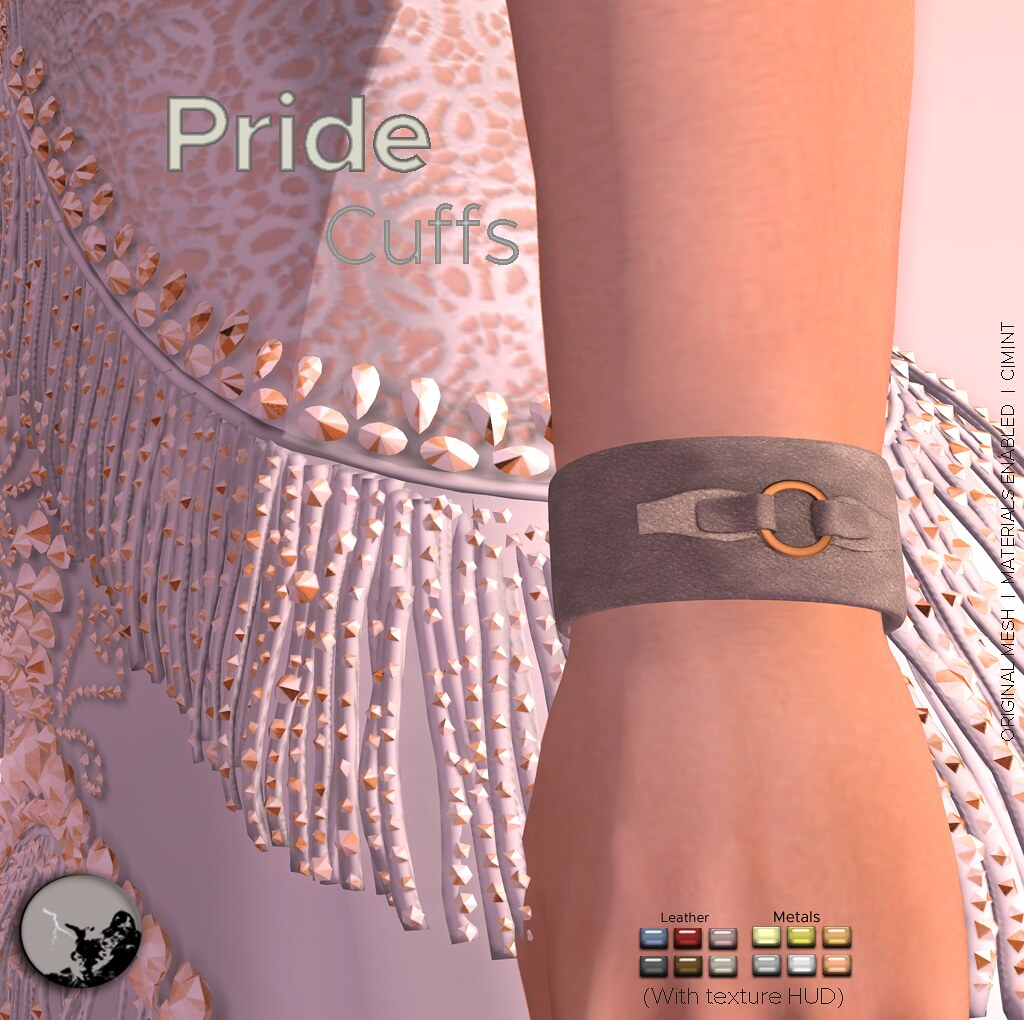 Pride cuffs @ The Chapter4 - TeleportHub.com Live!