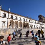 2017-09-27 - Pellegrinaggio a Fatima e Santiago de Compostela (visita monastero Alcobaca)