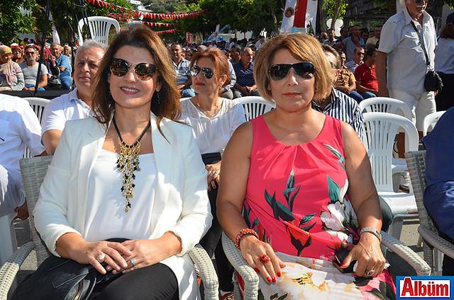 Nefise Develioğlu, Zeynep Karataş