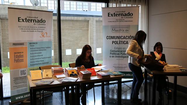 Congreso ALICE 2017 - COLOMBIA - UNIVERSIDAD EXTERNADO