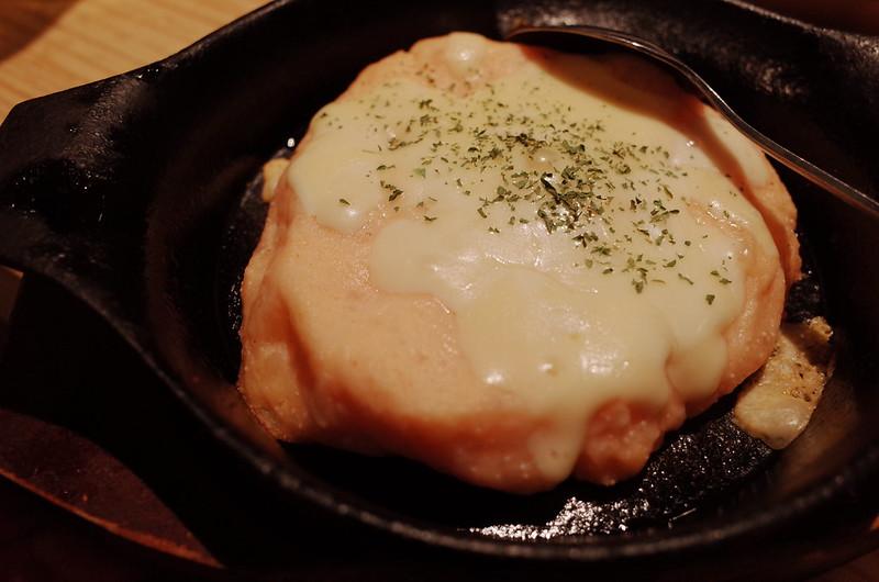 名古屋やぶ屋明太ポテトチーズ焼