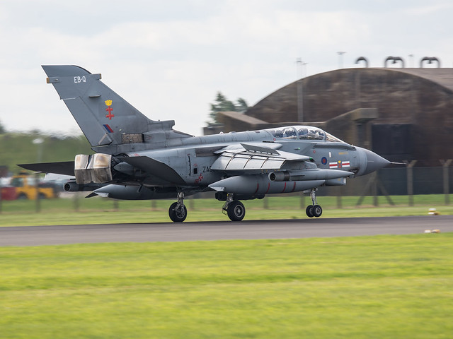 Tornado GR4 41 Squadron