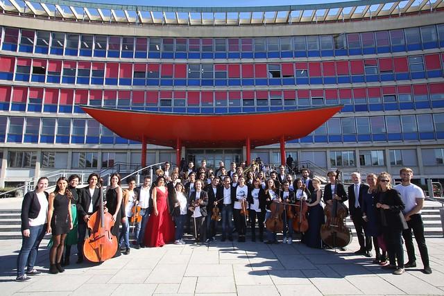 Orchestra Erasmus_Strasburgo 13 ottobre 2017_#Erasmusdays