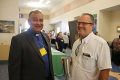 Episcopal Florida posted a photo:Events and Ministry Fair at 49th Convention