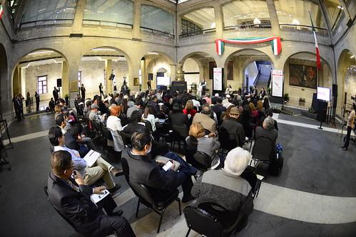Seminario: Tras los sismos de septiembre, la reconstrucción a debate 16/oct/17