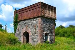 GNRI Water Tower, Cootehill, Co. Cavan