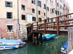 Ponte de Gheto Novo, Venice
