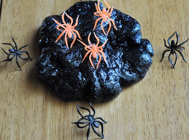 Halloween Putty Recipe