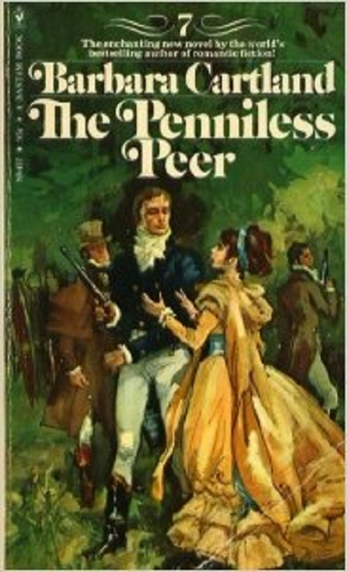The Penniless Peer - Barbara Cartland