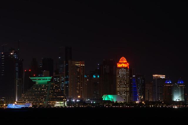Doha - Skyline