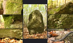 A large rock balance (with six details)
