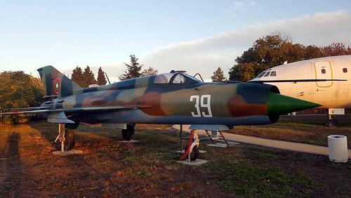 39 MiG-21 Burgas 22-10-17