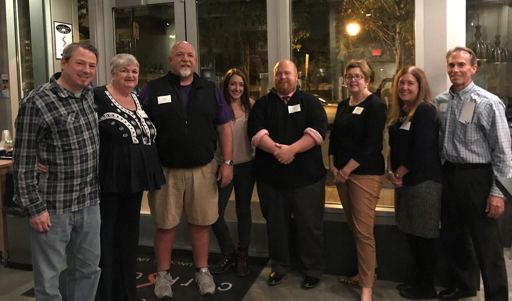 Charlotte Alumni & Friends Social, 10/25/17