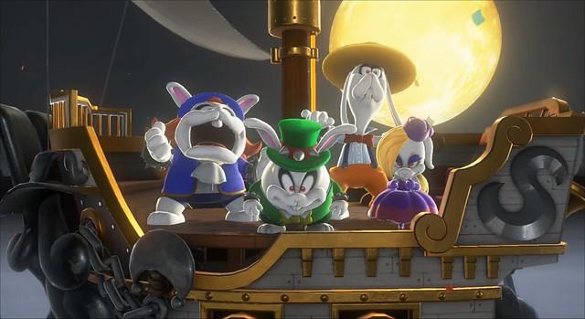 Süper Mario Odyssey - Broodallar