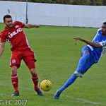 Barking FC v Beaconsfield Town FC - Saturday October 28th 2017