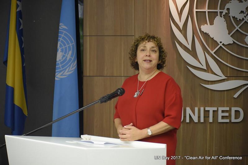 Dan Ujedinjenih nacija 2017 u BiH obilježen tematskom konferencijom o kvaliteti zraka