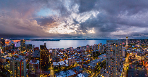 Panoramic Seattle
