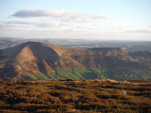 Lose Hill and Back Tor