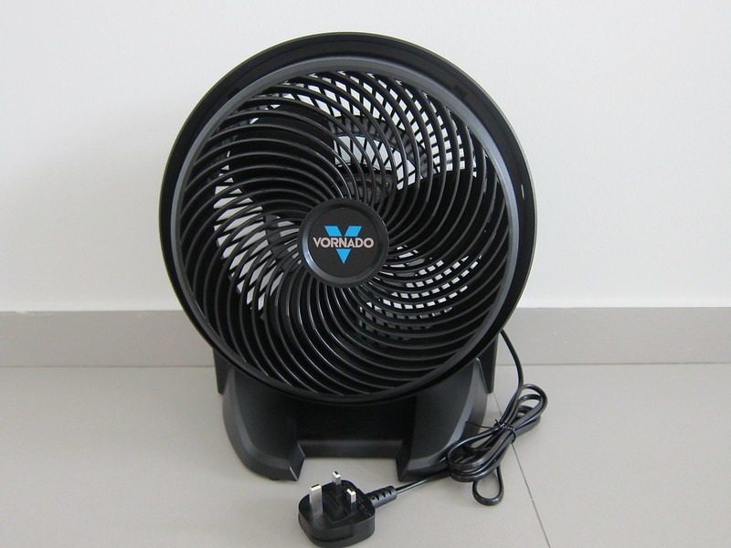 Vornado 630 - Front - With Cover
